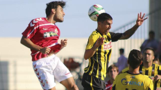 El San Roque de Lepe quiere conseguir pronto la permanencia esta temporada