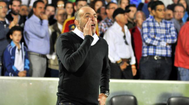 Torres, entrenador del Linares