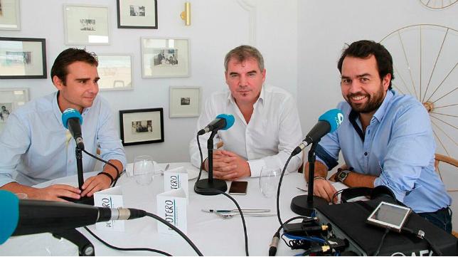 Manolo Vizcaíno estuvo en las tertulias de COPE Cádiz