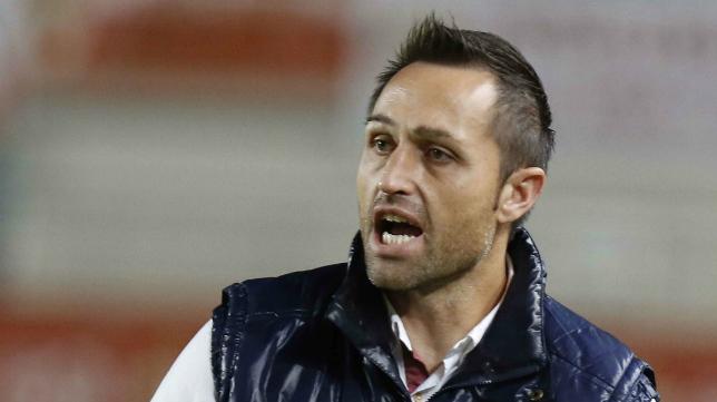 José Manuel Aira ya no es el entrenador del Albacete.