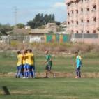El Cádiz CF B venció en la primera vuelta al Recreativo Portuense