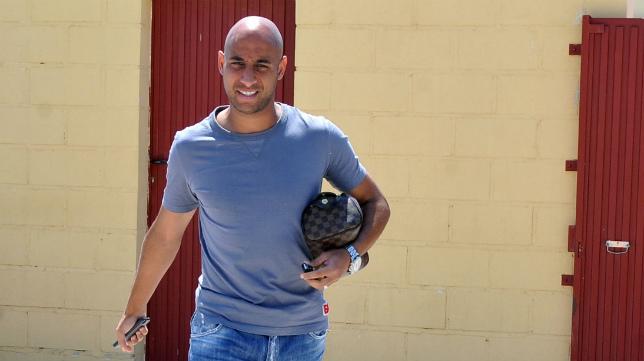 Nafti es actualmente entrenador del Marbella