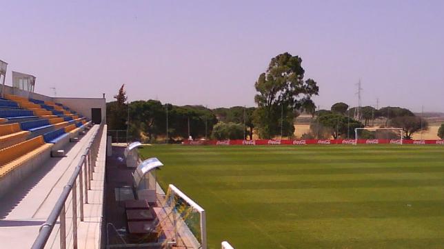Imagen de la Ciudad Deportiva de El Rosal