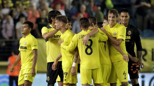 El Villarreal disputará el Trofeo Carranza.