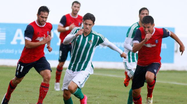 El colista Betis B llega con sensibles bajas al estadio Carranza