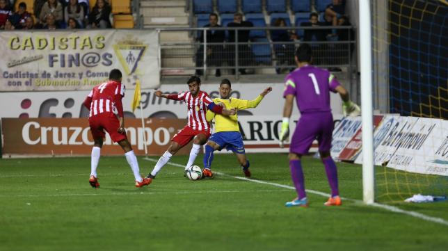 El Almería B llega con bajas y dudas a la cita del domingo ante el Cádiz CF