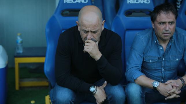 El Cádiz CF de Claudio no pasa por su mejor momento