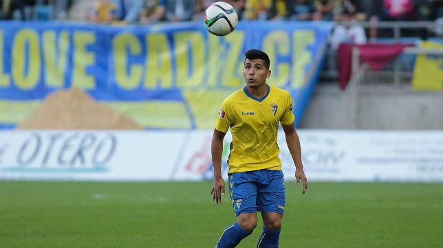 Luis Pavez en Carranza