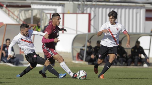 El gaditano Hugo Rodríguez jugará en el Pontevedra