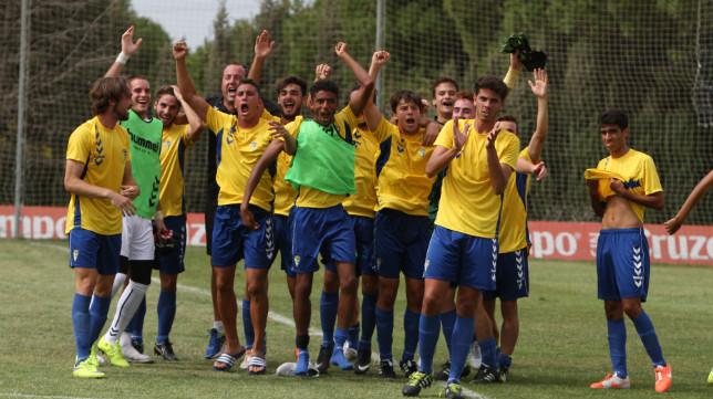 El Cádiz CF B ha visto una nueva puerta entreabierta.