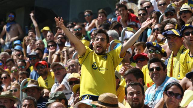 Carranza comienza a ser un arma de doble filo para los jugadores del Cádiz CF.
