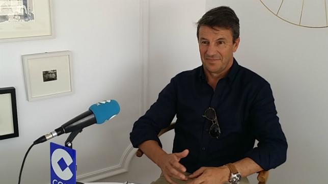 Jose González, uno de los protagonistas en la tertulia de Cope Cádiz en el restaurante De Otero
