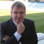 Manolo Vizcaíno, presidente del Cádiz CF.