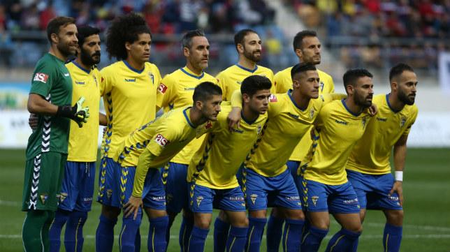 Claudio repitió el mismo once que empató en Sevilla.