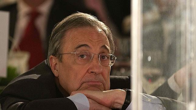 Florentino Pérez no pasa por su mejor momento como presidente del Real Madrid.