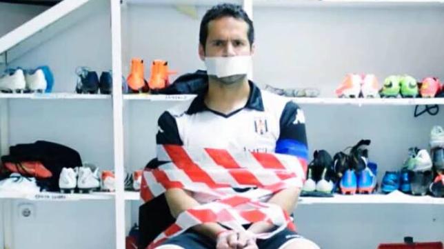 El vídeo de Jonhy, el jugador del Mérida que no estará ante el Cádiz CF