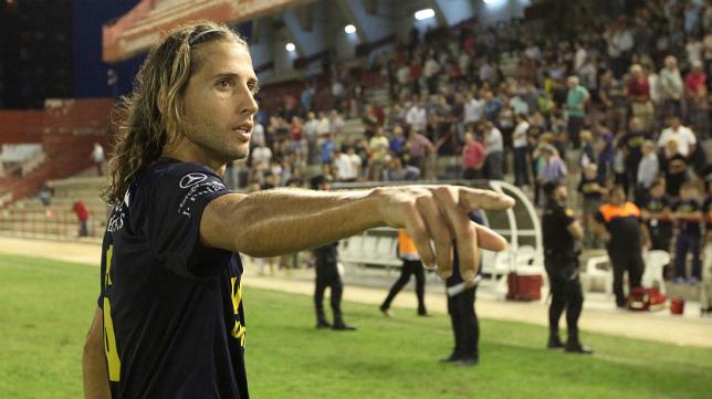 Checa es un jugador que está en la agenda del Cádiz CF.