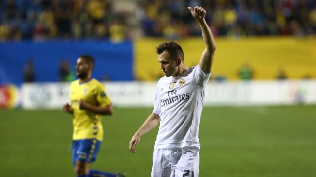 La alineación indebida de Cheryshev colocaba al Cádiz CF en octavos de la Copa del Rey