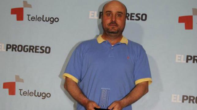 Emilio Rosanes, exárbitro de Segunda B (FOTO: El Progreso de Galicia)