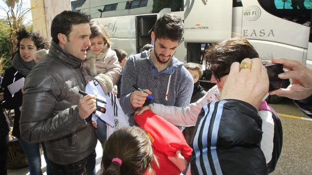 El malagueño Isco es una de las figuras más reconocidas del Real Madrid que vendrá a Carranza.