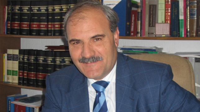 Juan Carlos Jurado, presidente del Comité de Competición de la Federación Gaditana de Fútbol.