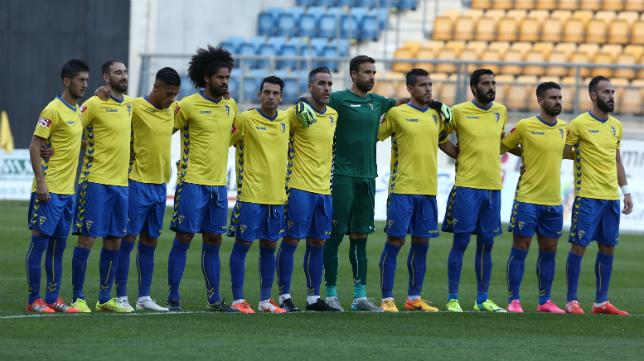 Los futbolistas del Cádiz CF son los principales señalados por la afición.