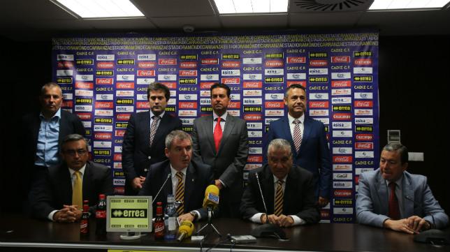 El día comenzará con la junta de accionistas en Carranza.