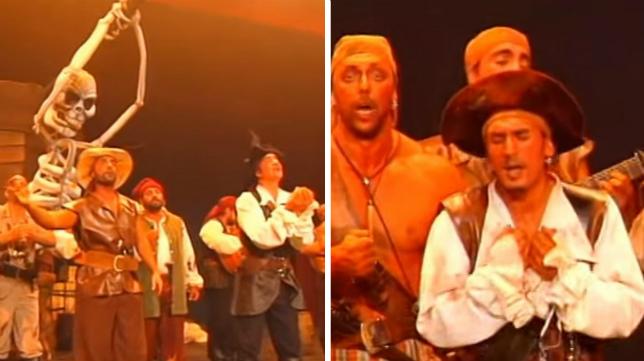 Comparsa Los Piratas.
