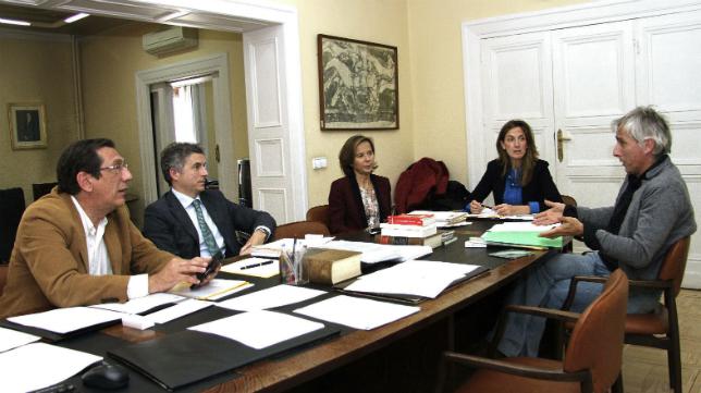 El Tribunal Administrativo del Deporte se ha reunido hoy
