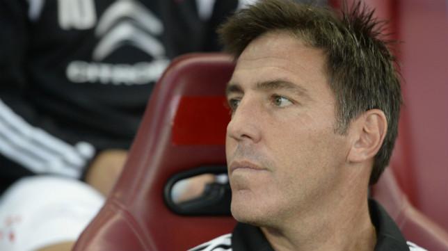 Berizzo, entrenador del Celta, ha preparado una intensa semana de entrenamientos