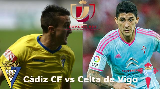 Cádiz y Celta se verán las caras en Carranza