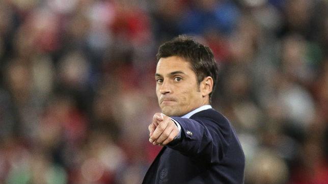 Francisco es el actual entrenador del CD Lugo.