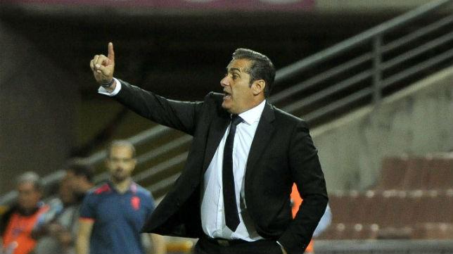 Sandoval y su Rayo no llegan en el mejor momento a la cita ante el Cádiz CF