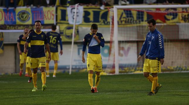 El Cádiz CF no está dando el nivel esperado esta temporada