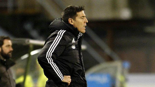 Eduardo Berizzo, técnico del Celta de Vigo.