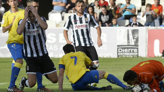 El Cádiz CF juega este domingo en Cartagena.