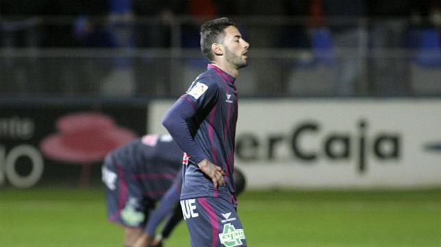 Héctor Figueroa es una opción para reforzar la delantera del Cádiz CF.