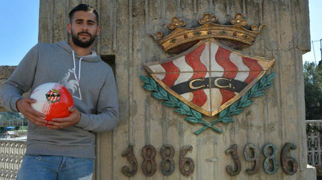 Cristian ya es jugador del Nàstic de Tarragona.