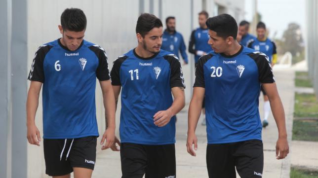Tomás dejará el Cádiz CF en los próximos días.