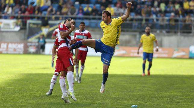 Ranko Despotovic ante el Granada B