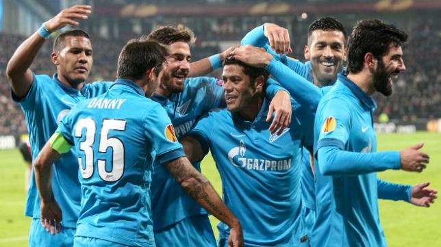 El Zenit jugará un amistoso con el Cádiz CF
