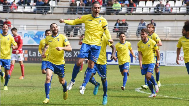 El Cádiz CF está cerca de asegurar su presencia en el próximo 'play off' de ascenso