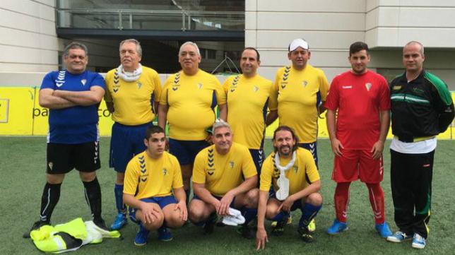 El equipo de fútbol para ciegos de Cádiz jugará en Alemania