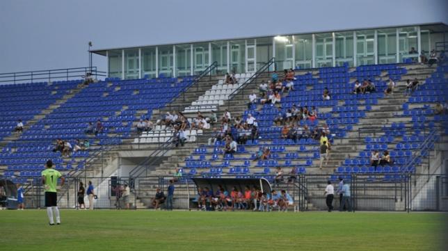 El Xerez CD-Cádiz CF B se celebrará en La Juventud