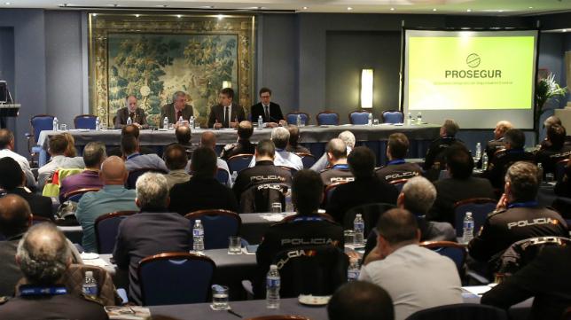 Seminario de seguridad de la Liga de Fútbol Profesional (Foto: LFP)