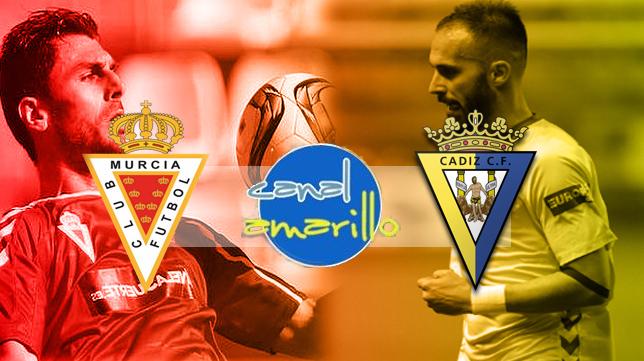 El Cádiz CF busca tres puntos ante el Murcia