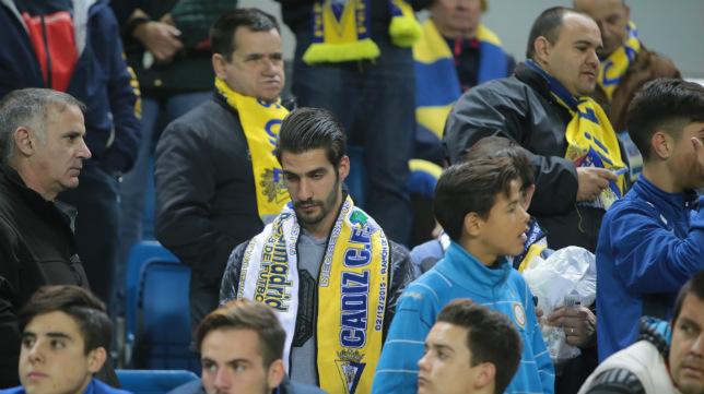 El Cádiz CF  pide perdón a su afición.