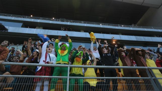 Esta temporada no coincidirán los partidos en el Carranza con el Carnaval de Cádiz