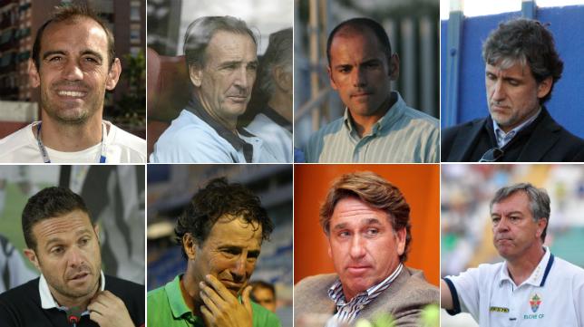 Muchos entrenadores ya han sonado para dirigir al Cádiz CF.