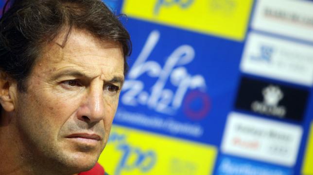Jose González no entrena desde la temporada 2014/15 en la que no ascendió al Cádiz CF.